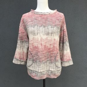 Anthropologie | Postage Stamp | Sweater